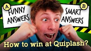 COMPLETELY APPROPRIATE QUIPLASH (Sidemen Gaming)