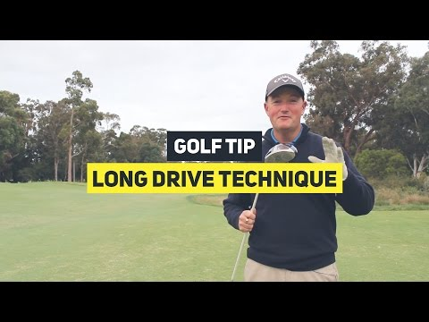 Hit Your Driver Further || Golf Tip