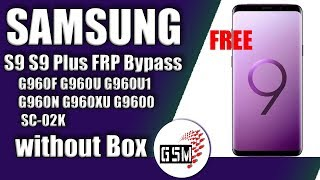 Bypass Unlock Rent A Center RAC Samsung Galaxy S9 G960U G960U1 G960F