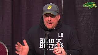 NDSU vs Illinois State Post Game Press Conference - December 14th, 2019