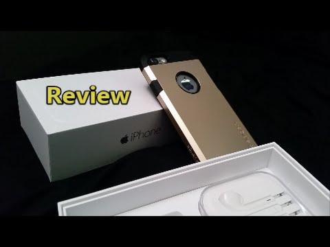 The Best Apple iPhone 6 Case - Spigen Tough Armor Phone Case Review
