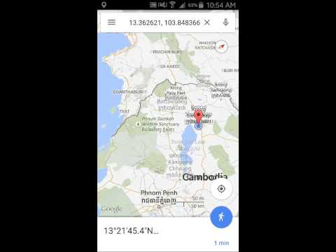 how to share location in facebook messenger,​ ប្រាប់ពីទិកន្លែងដែលយើងនៅតាមរយះ Facebook Messenger