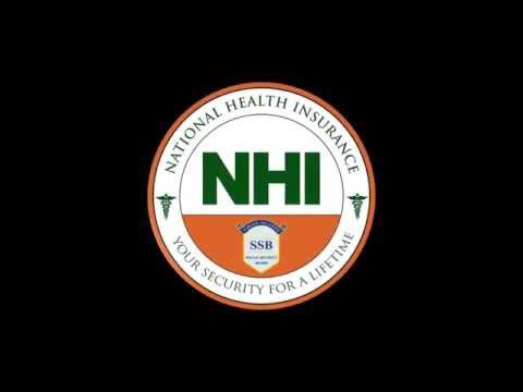 National Health Insurance - Benefits