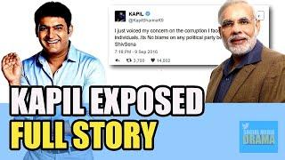 Comedian Kapil Sharma MODI Tweet FULL STORY