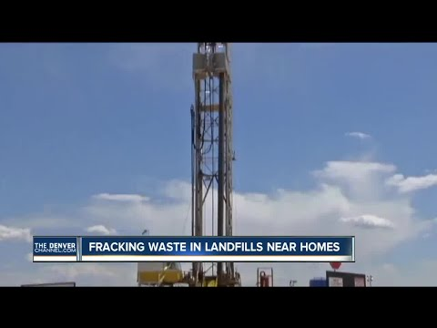CO landfills could contain low-level radioactive waste from oil and gas operators