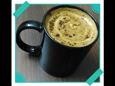 Cappuccino Recipe At Home(EASY TO MAKE)