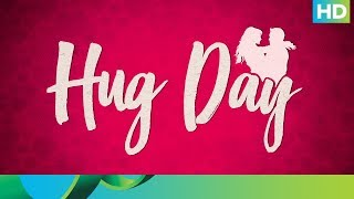 Week of Love   A day for hugs