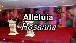 Nakobanga Nzambe - Alléluia hosanna