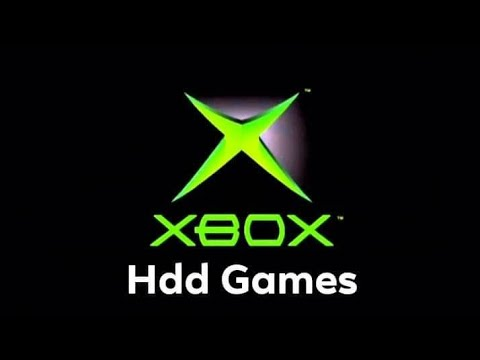 How to copy/put/insert Original XBOX games to your Original XBOX Hard Drive EASY!!NEW 2016