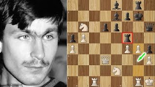 The Only Man Kasparov Ever Feared - This is Ivanchuk