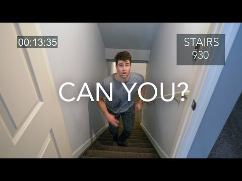 1000 Stair Challenge - Do it With Me!