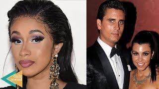 Cardi B's Diss Track To Nicki Minaj Coming Soon! Kourtney & Scott Custody Battle's HEAT UP!   DR