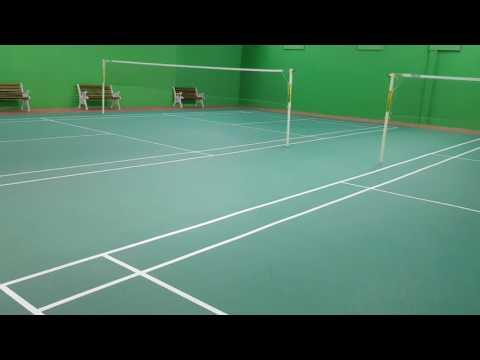 Maverick Turf Badminton Courts