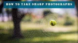 How to take sharp photographs   DSLR Learning in Hindi