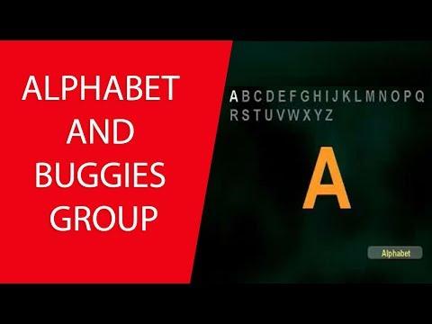 Alphabet And Buggies Group