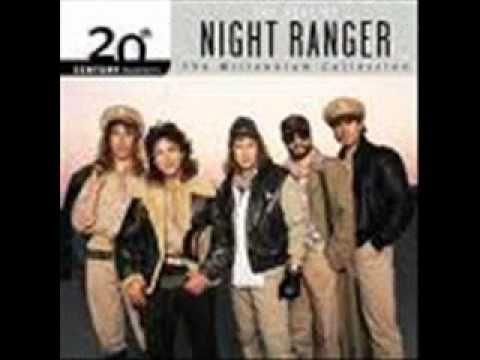 Night Ranger - Don't Tell Me You Love Me