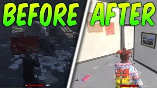 H1Z1 TIPS - HUGE H1Z1 UPDATE! HOW TO TURN SHADOWS OFF! (H1Z1 TIPS)