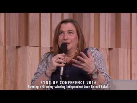 2016 Sync Up Conference: Jana Herzen of Motema Music