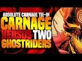 Carnage Vs Two Ghost Riders Absolute Carnage Tie In