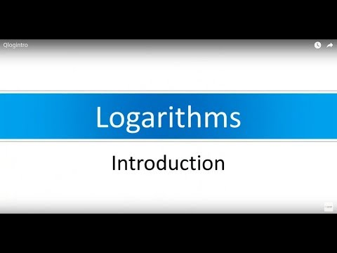 GRE Tips and Tricks:Logarithms Introduction(IBPS/SSC/GATE/BANK PO)
