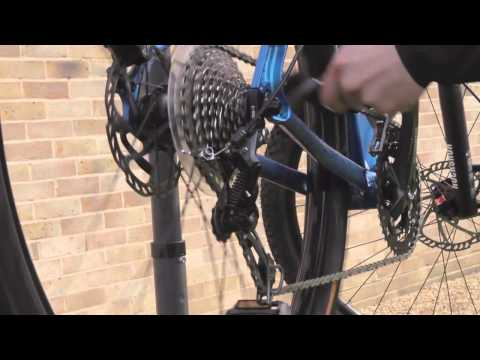 How to clean your drivetrain