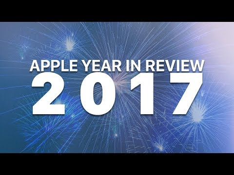 Apple Year in Review 2017