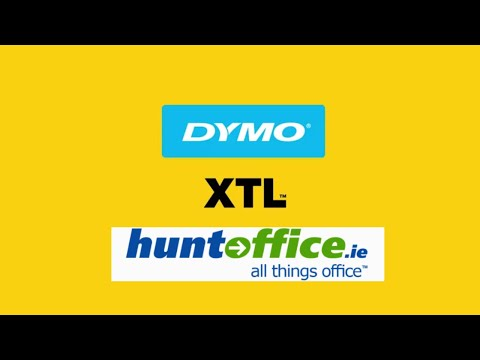 DYMO XTL Flexible Label Tape At Huntoffice.ie!