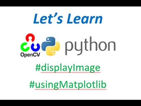 Display Image using Matplotlib