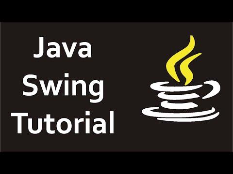 Java Swings Tutorials - 24 - Creating Digital Clock in Java Swings