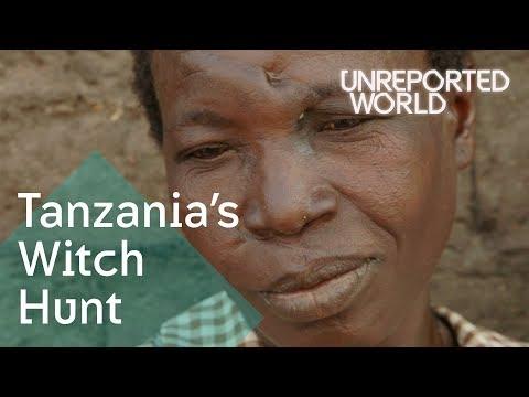 Tanzania's witch trials   Unreported World