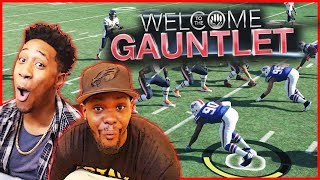 THE WORST GAUNTLET PERFORMANCE IN HUMAN HISTORY! - Madden 18 Gauntlet Gameplay