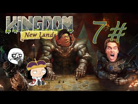 Kingdom New Lands | Destroying Big Portal on Island 3 - End  | Part 7 | Let's play - Gameplay