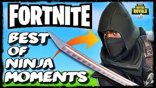 Fortnite - Best Of Ninja Montage! [funny Moments, Trolling Noobs And More]