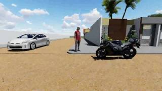 Passeio Virtual - Casa Residencial Camila