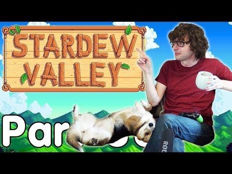 Stardew Valley -  Huge House! - Part 38