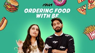 iDIVA Kouples: When You Order Food With Bae | Couples While Ordering Food | Food Fight