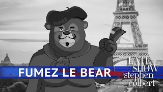 A PSA From France's Firefighting Mascot