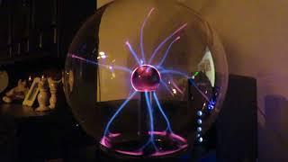 Download Illuma Storm Plasma Globe by Radio Shack, Realistic brand Video