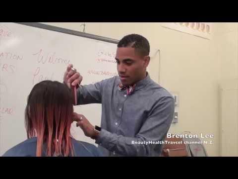 Haircut Demo:class by Brenton Lee