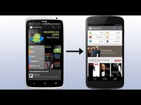 Cómo instalar Google Play 4.0.25 en cualquier Android