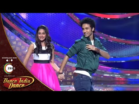 Raghav Flirts With Ileana - Behind The Scenes - DID Lil Masters 3