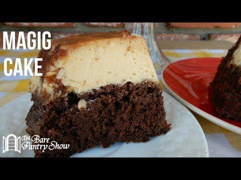 How to Make Impossible Cake   Chocoflan   Magic Cake