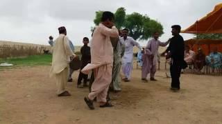 Balochi dance in Sana ullah