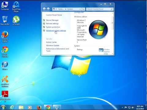 How to Activate and get Windows 7 free (Genuine)