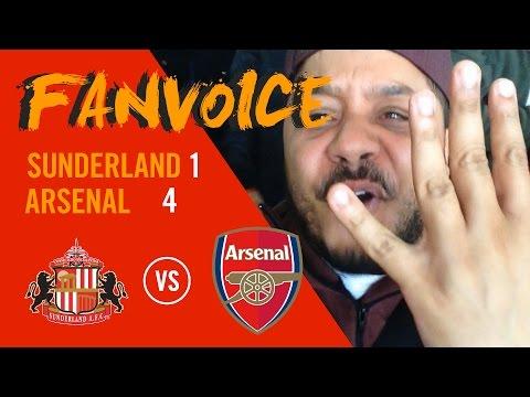 Arsenal batter Sunderland 4-1 | Have Arsenal helped relegate Sunderland already | 90min FanVoice