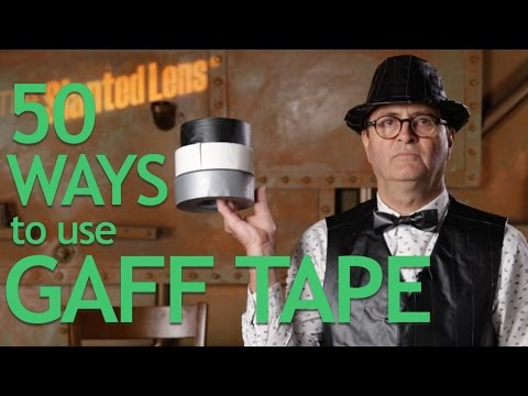 50 Ways To Use Gaff Tape