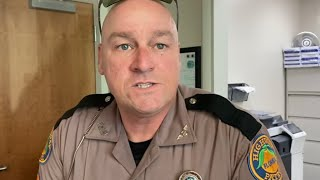 Florida Cop Meets First Amendment Auditor Unexpectedly - Jacksonville Florida
