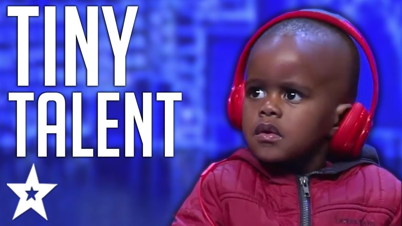 TODDLERS Got Talent   AMAZING KID Auditions From Around The World!   Got Talent Global
