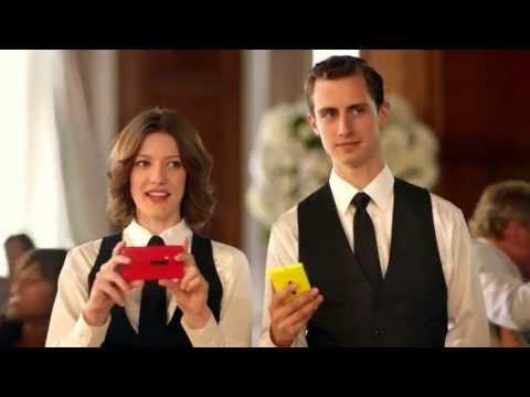 Apple Vs Samsung - Funny Commercial Of The New Lumia 920