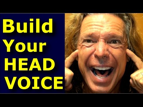 Build Your Head Voice FAST - Here's How! / Ken Tamplin Vocal Academy